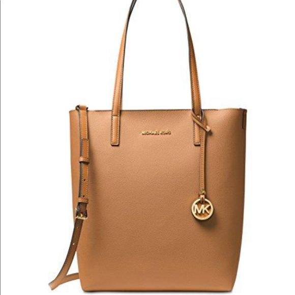 1c15d365f615 Michael Kors Bags | Hayley Large Convertible Tote | Poshmark